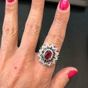 NEW Multicolored Fashion Ring